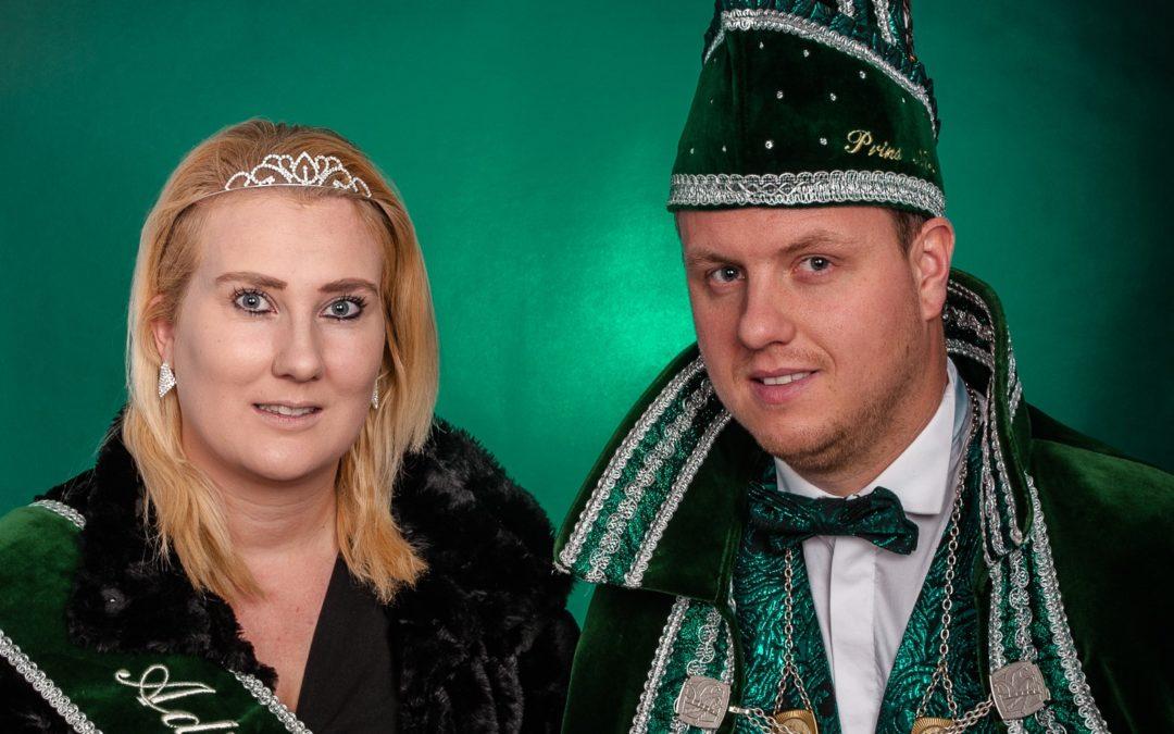 Prins Niek en Adjudant Kwebbel